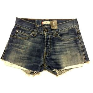 Women's (S/M) URBAN OUTFITTERS Levi's Denim Shorts
